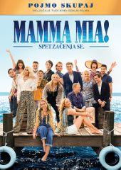 DVD MAMMA MIA 2
