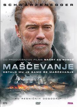 DVD MAŠČEVANJE