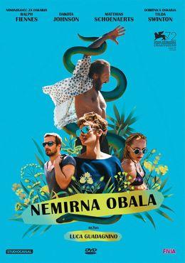 DVD NEMIRNA OBALA