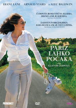 DVD PARIZ LAHKO POČAKA