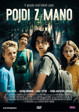 DVD POJDI Z MANO