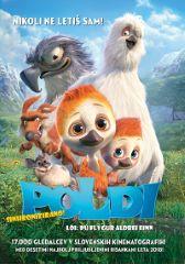 DVD POLDI:PUSTOLOVŠČINE POGUMNEGA PTIČKA