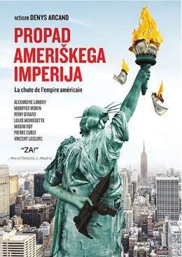 DVD PROPAD AMERIŠKEGA IMPERIJA