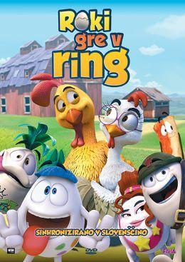 DVD ROKI GRE V RING