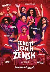 DVD SEDEM JEZNIH ŽENSK