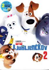 DVD SKRIVNO ŽIVLJENJE HIŠNIH LJUBLJENČKOV 2