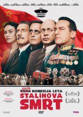 DVD STALINOVA SMRT