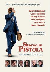 DVD STAREC IN PIŠTOLA