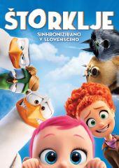 DVD ŠTORKLJE