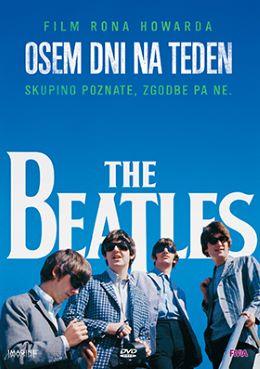 DVD THE BEATLES: OSEM DNI NA TEDEN