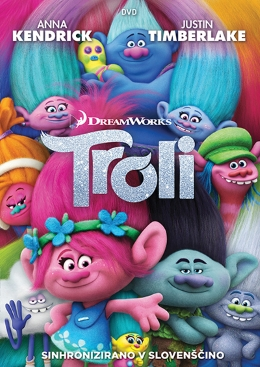 DVD TROLI