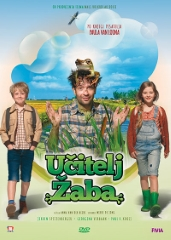 DVD UČITELJ ŽABA