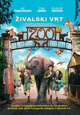DVD ŽIVALSKI VRT