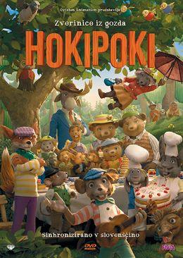 DVD ZVERINICE IZ GOZDA HOKIPOKI