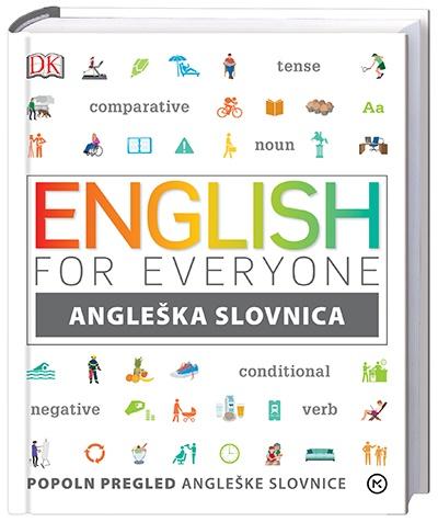 ENGLISH FOR EVERYONE,ANGLEŠKA SLOVNICA