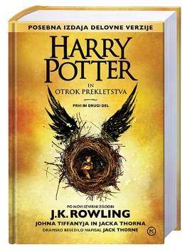 HARRY POTTER-IN OTROK PREKLETSTVA