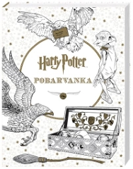 HARRY POTTER-POBARVANKA