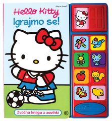 HELLO KITTY IGRAJMO SE!
