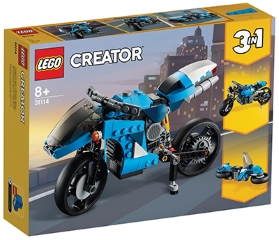 LEGO CREATOR SUPERMOTOR