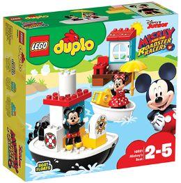 LEGO DUPLO DISNEY MIKIJEVA LADJICA