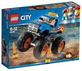 LEGO CITY POŠASTNI TOVORNJAK