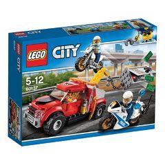LEGO CITY TEŽAVE Z VLEČNIM VOZILOM