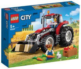 LEGO CITY TRAKTOR