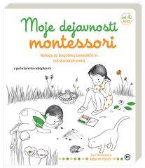 MONTESSORI-MOJE DEJAVNOSTI 4-7 LET