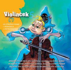 OTROŠKI PEVSKI ZBORI VIOLINČEK - CD