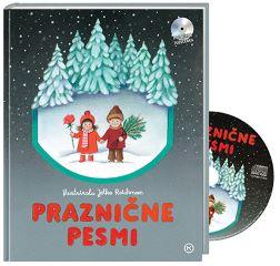 PRAZNIČNE PESMI S CD