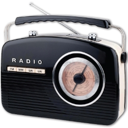 RADIO RETRO CR 1130