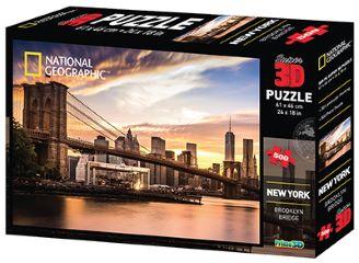 SESTAVLJANKA 3D NEW YORK