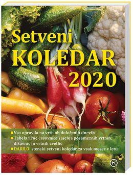 SETVENI KOLEDAR 2020