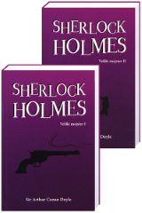 SHERLOCK HOLMES VELIKI MOJSTER 1.+2.DEL