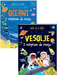 SVETI SE V TEMI:OCEANI+VESOLJE