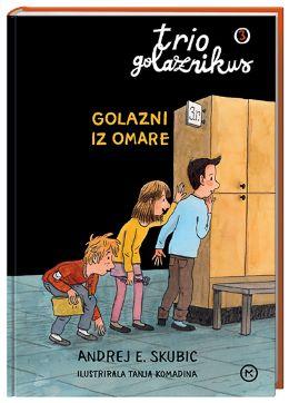 TRIO GOLAZNIKUS 3-GOLAZNI IZ OMARE
