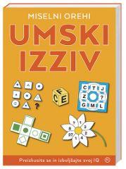 UMSKI IZZIV-MISELNI OREHI