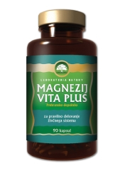 VITAMINI-MAGNEZIJ VITA PLUS