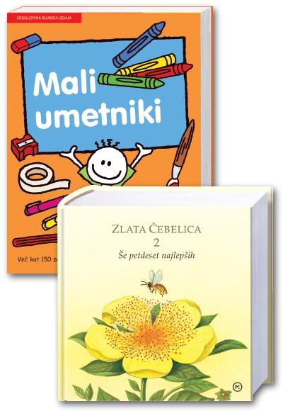 ZLATA ČEBELICA 2 + MALI UMETNIKI