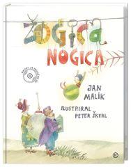 ŽOGICA NOGICA S CD